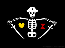 ShadOBabe's Jolly Roger by ShadOBabe