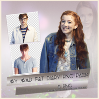 My Mad Fat Diary PNG by Perfect-SGomez