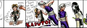Fanservice Recovered... by Yakushi--Kabuto