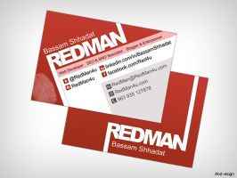 Red man by ABD-esign