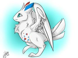 Beautiful Togekiss by SweetButts