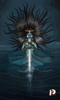 Lady Of The Lake by PTR-Trick