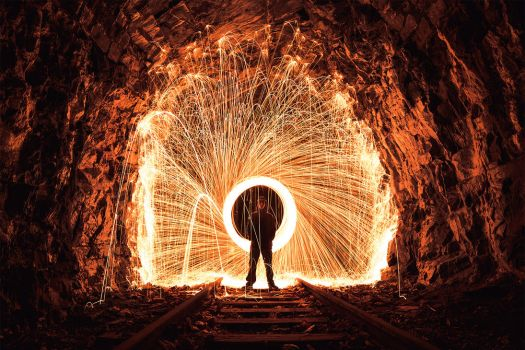 Steel Wool by AleckJo
