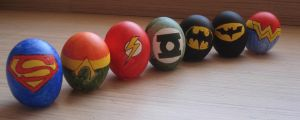 Eggs of Justice by Regis-AND