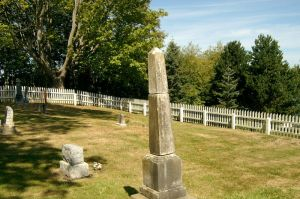 Port Gamble Cemetery 7 by Guardian0660