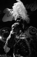 Big Chief Monk Boudreaux IV by GRhoades