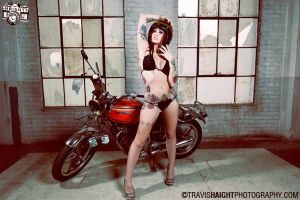 Jolene Bike 1 by recipeforhaight