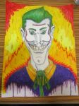 Joker Watch it Burn part13 by Poorartman