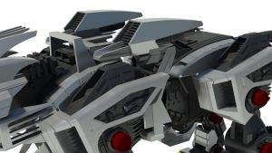 Project Liger Zero 2011 - 14 by 3DRaptor