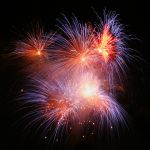 St Mary Fireworks by mariocassar
