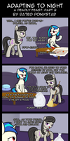 Adapting To Night A Deadly Feast - Part 2 by Rated-R-PonyStar