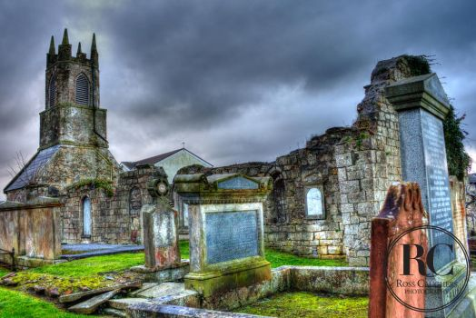 Holywood Priory by rosscaughers