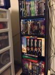 Better look at my new DVD's/blu-Ray shelf  by bvw1979