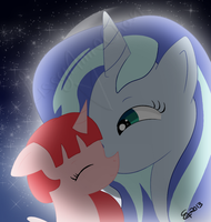 Lullaby for Cherryblossom by LadyLissyPluto