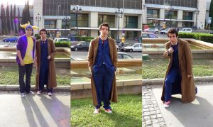 10th doctor cosplay. Manga con 2013 BCN by victordragon747