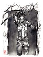 Adam Jensen Sumi by MyCKs