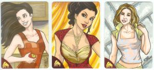 Women of Firefly by britbrakdown