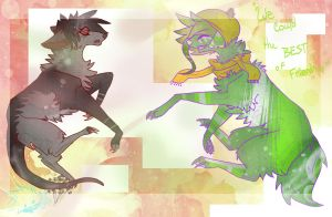 .::We Could Be the Best of Friends::. by Alora18