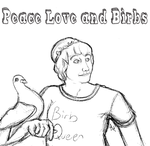 Commander Holly Peace Love and Birbs by LittleSeto