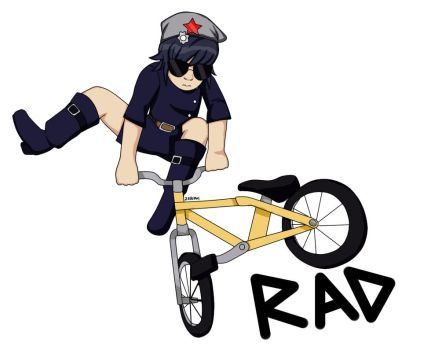 GZ: RAD by Zeriphi