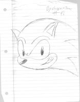 sonic say cheeze by juicethehedgehog
