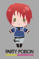 Party Poison himaruya style by ItzaDesign