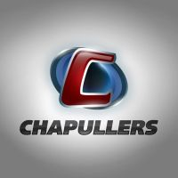Chapullers Logo - Type by DronArtThemes