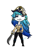 Pirate Style2 by HazieAsh