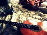 Canciones de una guitarra by daniieeL