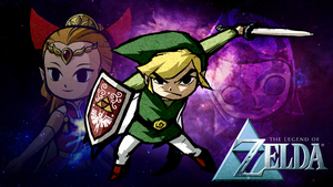 The Legend of Zelda: Moonlight Hero (fan-made) by Legend-tony980