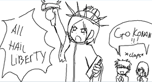 All hail liberty by Ilovevegeta123