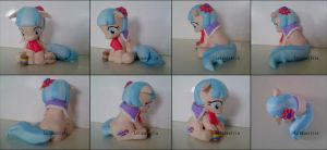 Coco Pommel sculpture by LtiaChan
