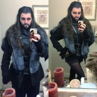 Thorin Oakenshield Cosplay by CosplayInABox