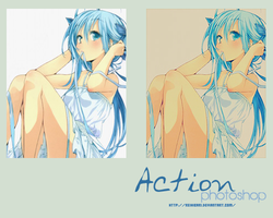 Actions 002 by reihibari