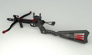 Mini Crossbow by SintheticMedia