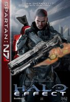 Mass Effect/Halo Spartan N7 V2-A (No Helmet) by rs2studios