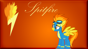 Simple Spitfire wallpaper by Apoljak