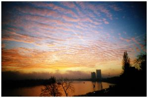 Lomo Nr.1 - Sunrise by Stormblast