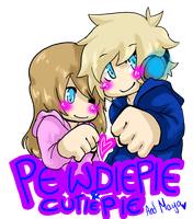 PewDie Mousemat Competition by NoNameRainbowz