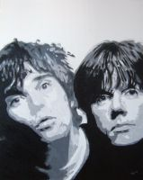 Stone Roses by Mazzi294