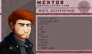 44th Hunger Games: Rex Cunning by Jazz-Rhythm