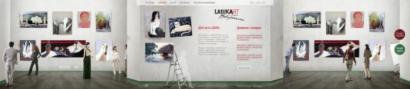 Latika Art by art-designer