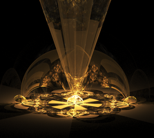 apophysis experiment withZcone by aperson4321