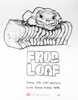 Frog Loaf by skoonch