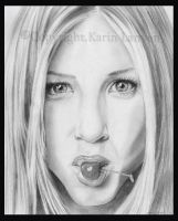 Jennifer Aniston by Enola1