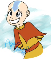 The Avatar by AgentKelly13