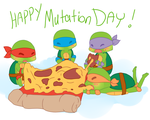 Happy Mutation Day! 2014 by Tenshilove