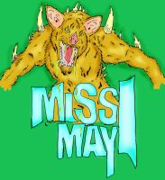 Miss May I poster... thing by Tan-man