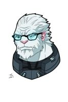 Yeti commission by phil-cho