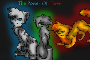 The Power Of 3 by owliix